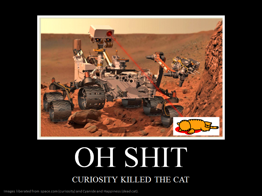 curiosity killed the othello